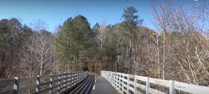 Biking from Atlanta to Birmingham