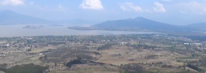 Pátzcuaro and the TzinTzunTzan Ruins, Michoacan