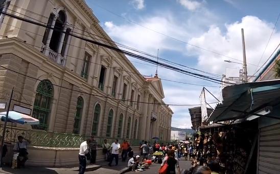 San Salvador, El Salvador's Capital City