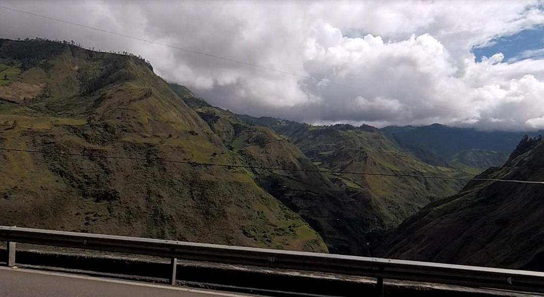 Otavalo & Quito, Ecuador